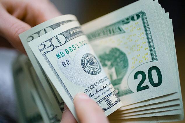 عرضه روزانه ۵۰ میلیون دلار به بازار اسکناس ارز