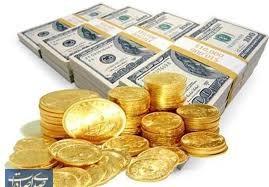 قیمت طلا، سکه و ارز امروز ۹۹/۰۶/۱۰