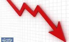 کاهش ۵۳ هزار واحدی شاخص بورس