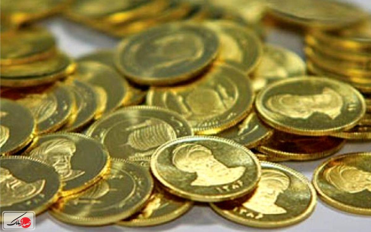 سکه امامی ارزان شد