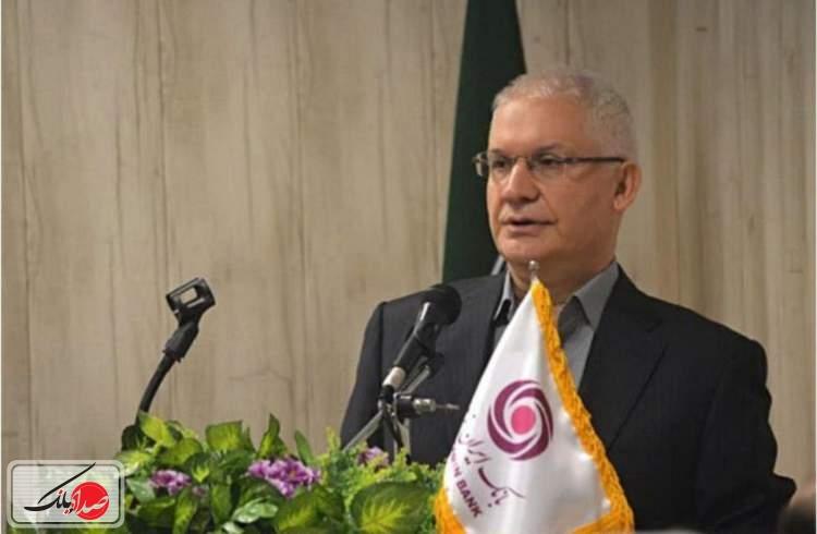 تبریک مدیرعامل بانک ایران زمین برای روز خبرنگار