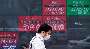 افزایش شاخص سهام آسیا و سقوط نفت