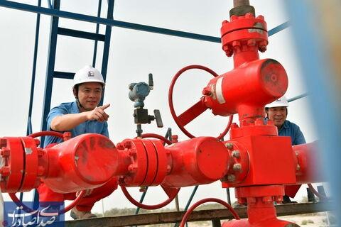 اکتشاف مخزن عظیم گاز در شمال غربی چین