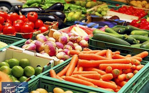 ۸۰۰ هزار تن انواع محصولات کشاورزی از قصرشیرین به عراق صادر شد